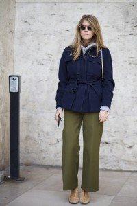 Paris Street Style at Day 1 of Fashion Week 17
