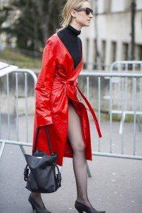 Paris Street Style at Day 1 of Fashion Week 15