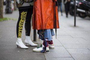 Paris Street Style at Day 1 of Fashion Week 13