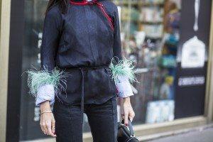 Paris Street Style at Day 1 of Fashion Week 11