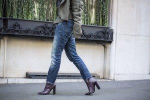 Paris Street Style at Day 1 of Fashion Week 9