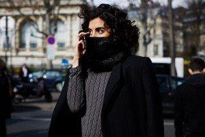 Paris Fashion Week FW16 Street Style 21