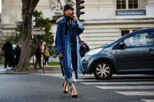 Paris Fashion Week FW16 Street Style 53