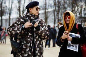 Paris Fashion Week FW16 Street Style 39
