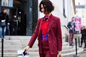 Paris Fashion Week FW16 Street Style 29