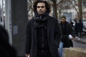 Paris Fashion Week Mens FW16 Street Style 43