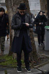 Paris Fashion Week Mens FW16 Street Style 33