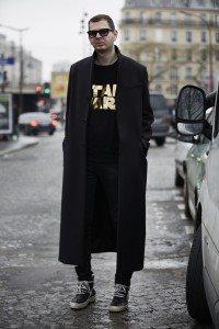 Paris Fashion Week Mens FW16 Street Style 31