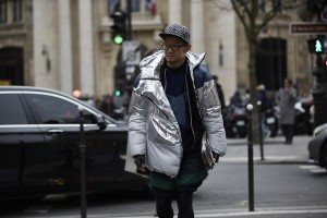 Paris Fashion Week Mens FW16 Street Style 57