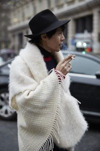 Paris Fashion Week Mens FW16 Street Style 53