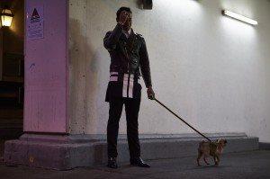 Paris Fashion Week Mens FW16 Street Style 1
