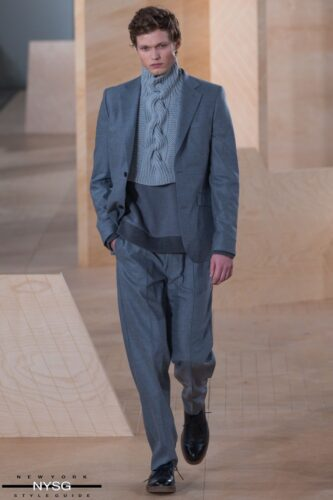 Perry Ellis Runway Show at New York Fashion Week Men's FW16 5