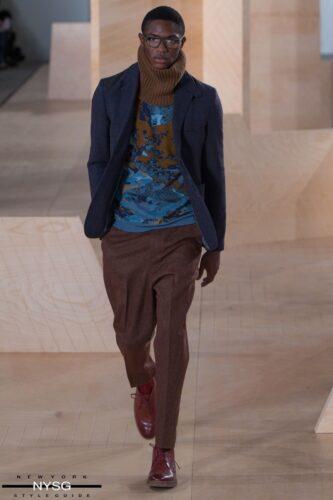 Perry Ellis Runway Show at New York Fashion Week Men's FW16 9