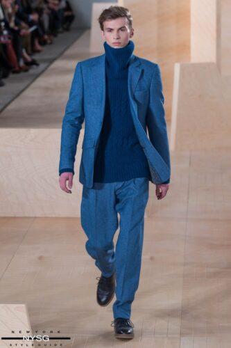 Perry Ellis Runway Show at New York Fashion Week Men's FW16 11