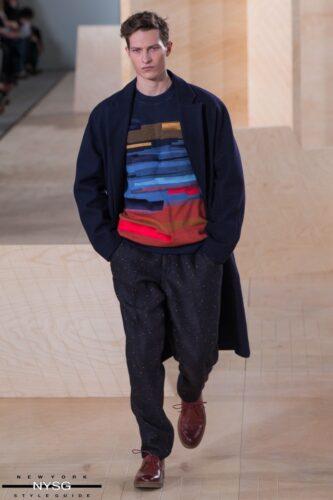 Perry Ellis Runway Show at New York Fashion Week Men's FW16 37