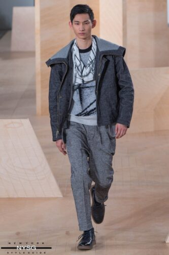 Perry Ellis Runway Show at New York Fashion Week Men's FW16 53