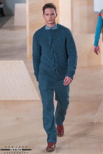 Perry Ellis Runway Show at New York Fashion Week Men's FW16 71