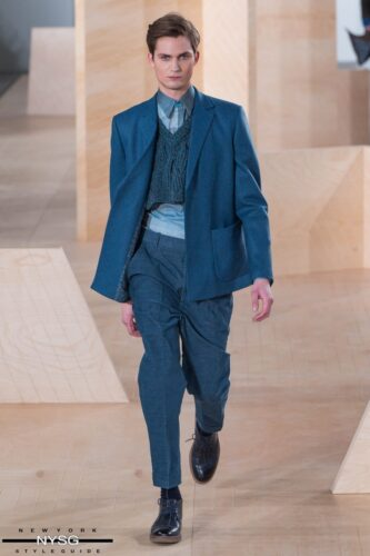 Perry Ellis Runway Show at New York Fashion Week Men's FW16 73