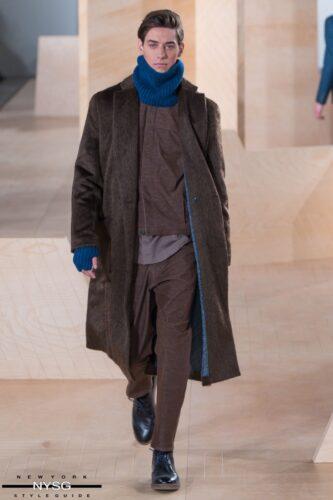 Perry Ellis Runway Show at New York Fashion Week Men's FW16 77