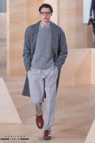Perry Ellis Runway Show at New York Fashion Week Men's FW16 87
