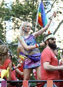 NYC Pride Parade 2016 33