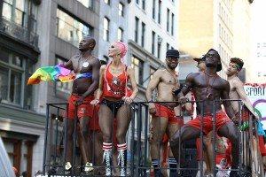 NYC Pride Parade 2016 17