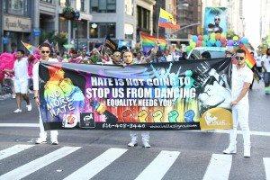 NYC Pride Parade 2016 1