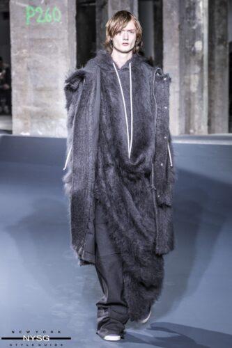 RICK OWENS Mens FW 2016 - Paris Fashion Week 33