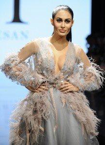 Rahil Hesan at Art Hearts Fashion Los Angeles Fashion Week Runway Show 21