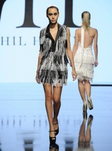 Rahil Hesan at Art Hearts Fashion Los Angeles Fashion Week Runway Show 17