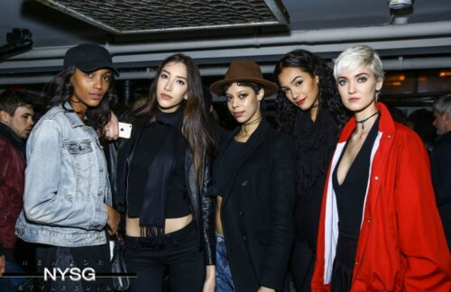 Red Models Pre NYFW Event 25