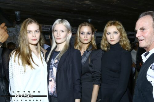 Red Models Pre NYFW Event 17