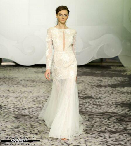 Rita Vineris - Bridal Week - New York 53