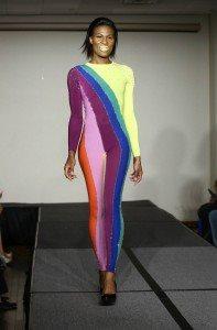 Rocky Gathercole SS17 at New York Fashion Week 17