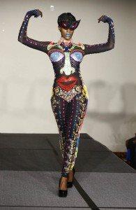 Rocky Gathercole SS17 at New York Fashion Week 47
