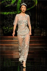 Sanja Bobar at Art Hearts Fashion NYFW The Shows Presented by AIDS Healthcare Foundation 59