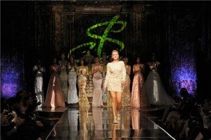 Sanja Bobar at Art Hearts Fashion NYFW The Shows Presented by AIDS Healthcare Foundation 37