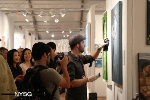 Spectrum Miami Art Show in Pictures 17