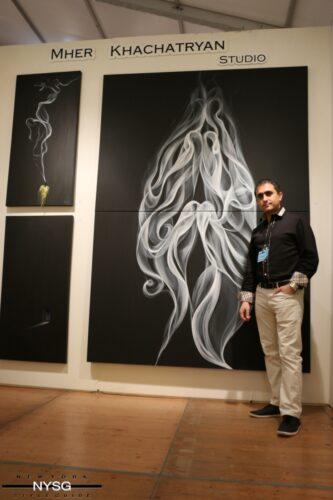 Spectrum Miami Art Show in Pictures 27