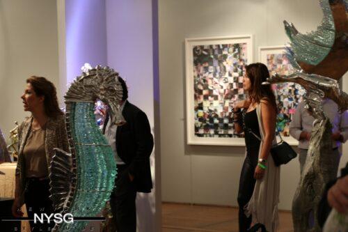 Spectrum Miami Art Show in Pictures 35