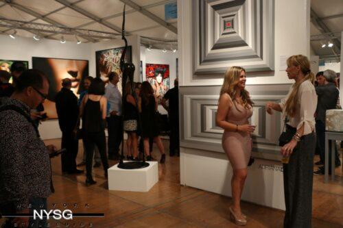 Spectrum Miami Art Show in Pictures 55