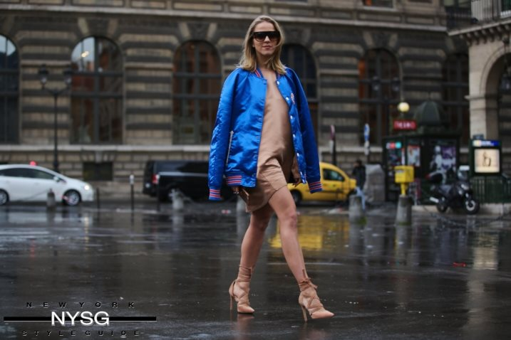 Caught on the Streets of Paris! Paris Fashion Week AW16 11