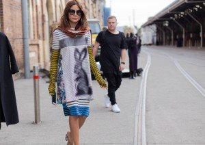 Street Style - from Fashion Week Australia 17 19