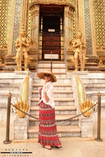 The Famous Grand Palace in Bangkok Thailand 25