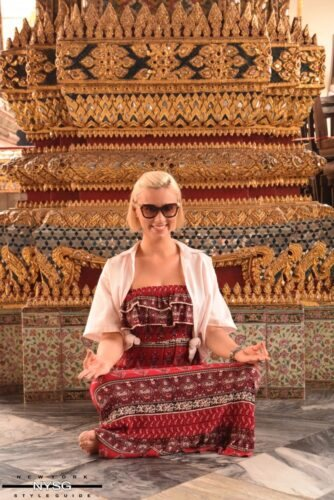 The Famous Grand Palace in Bangkok Thailand 7