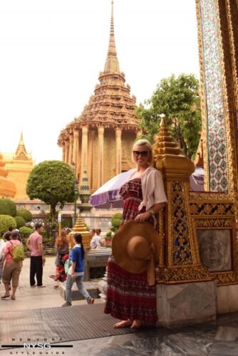 The Famous Grand Palace in Bangkok Thailand 5