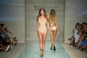 Tori Praver Runway Show at Funkshion Fashion Week Swim 37