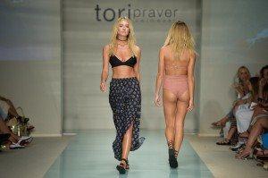 Tori Praver Runway Show at Funkshion Fashion Week Swim 11