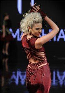 Usama Ishtay at Art Hearts Fashion Los Angeles Fashion Week FW/17 9