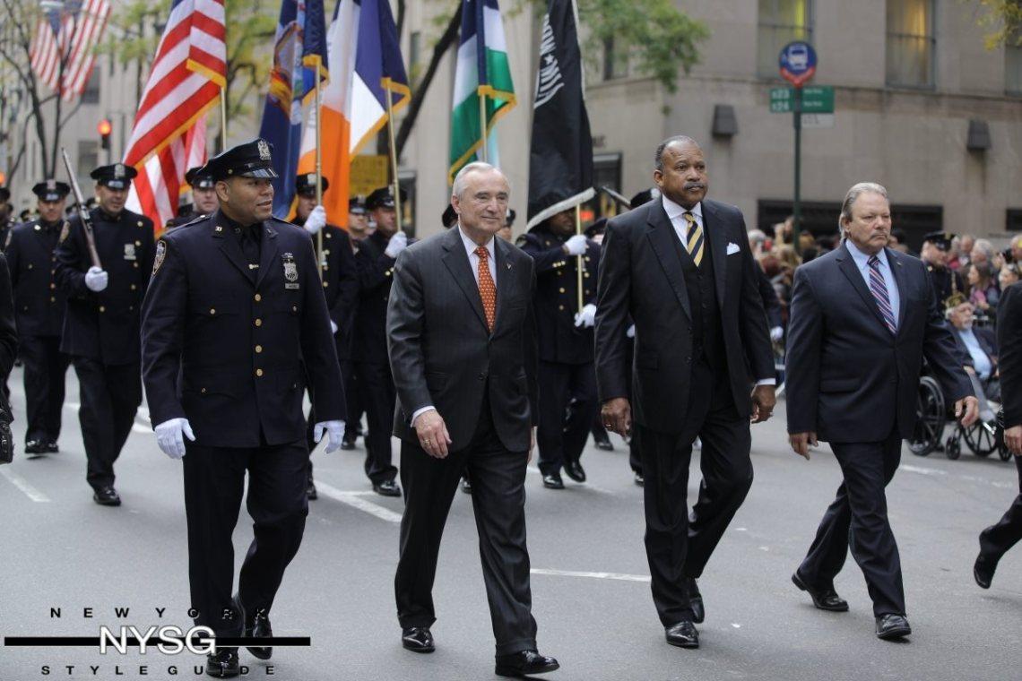 Veterans Day Parade - November 2014 - on 5th Avenue - NYC 9